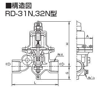 RD-31N结构图